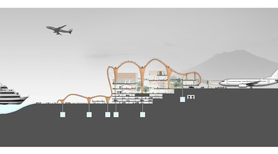 North Bali Airport Cross-section