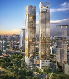 Indonesia 1 Tower