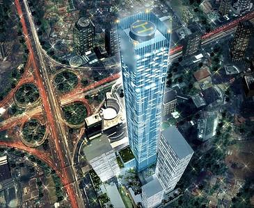 Mangkuluhur City