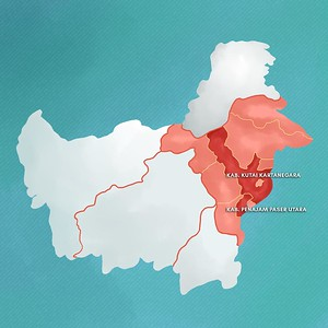New Capital in Kalimantan