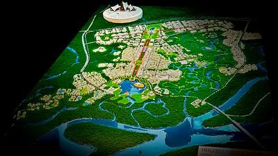 Forest Archipelago City
