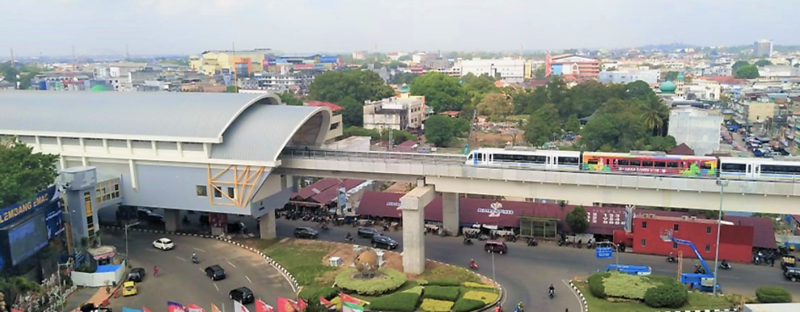 Palembang Light Rail Transit System