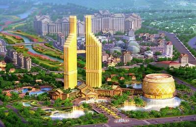 Siphandone Landmark Tower