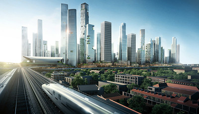 Bandar Malaysia Railway