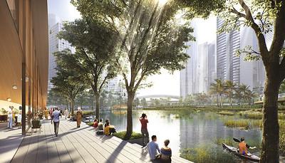 Bandar Malaysia Park