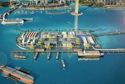 Melaka Gateway Port