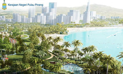 Penang South Reclamation Plan Project