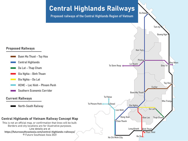 Central Highlands Railways