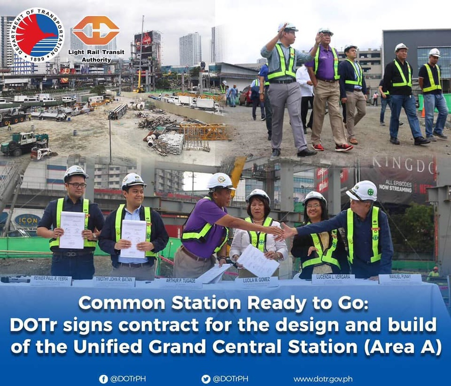 Common Station ready to go