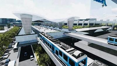 Common Station open platform