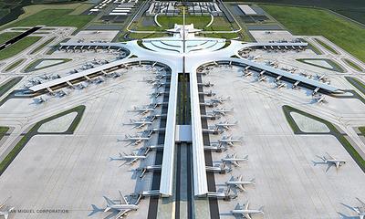New Manila International Airport - Bulacan Airport