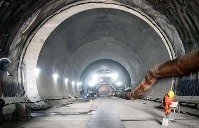 Tunnel - Jakarta Bandung HSR