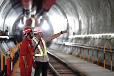 Jakarta-Bandung high-speed railway project delayed amid pandemic