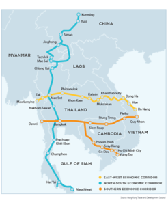 Economic Corridor Routes