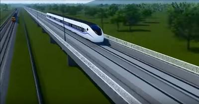 Bangkok-Nakhon Ratchasima high-speed railway