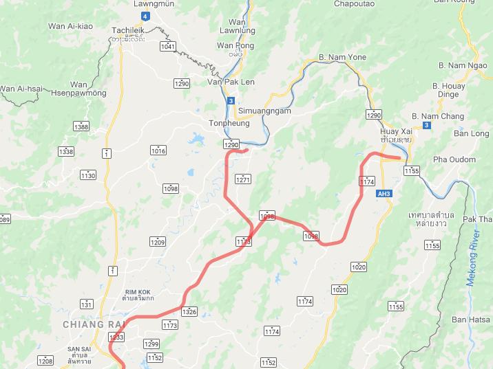 Chiang Rai Branch Line