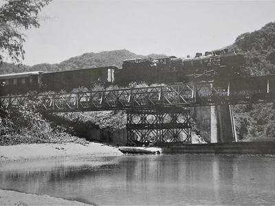 Old Da Lat Railway bridge