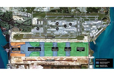 Changi Airport Group awards architectural and engineering contracts for Terminal 5