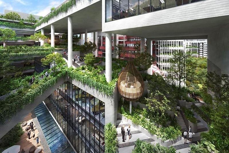 Punggol Green Smart Homes