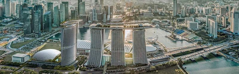 Marina Bay Sands Expansion