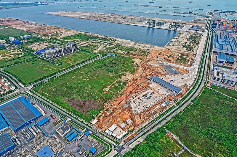 Size matters: inside the Tuas Mega Port project in Singapore