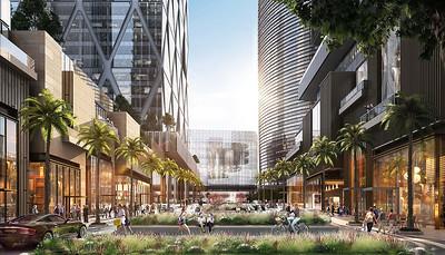 One Bangkok - Street View