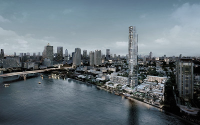 Four Seasons Hotel and Private Residences and Capella Hotel