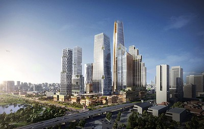 One Bangkok