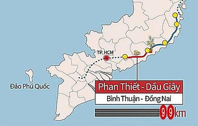 Dau Giay-Phan Thiet Expressway