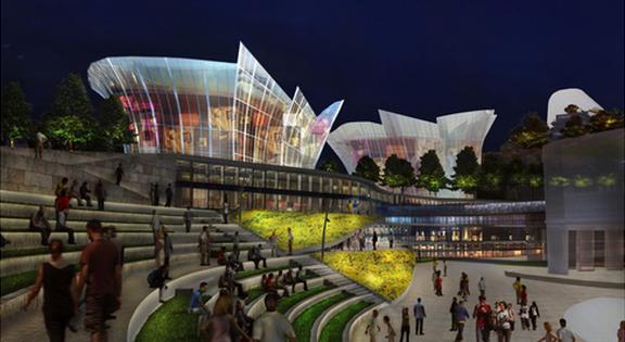 Da Lat redevelopment proposal