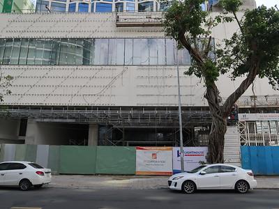 Regis Bay construction