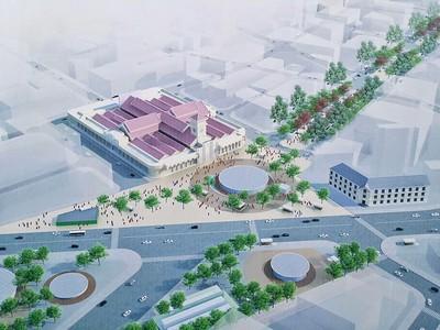 Ben Thanh Central Station