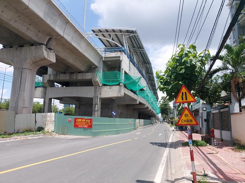 Binh Thai Station