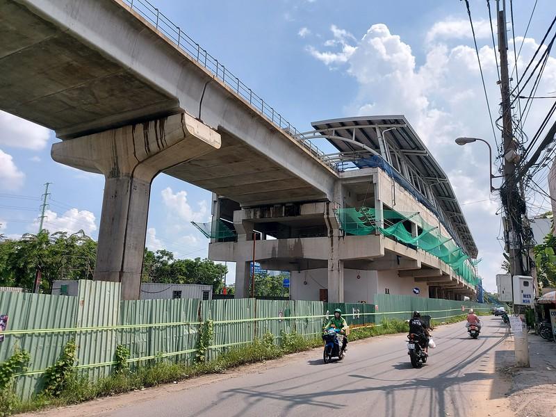 Thao Dien Station