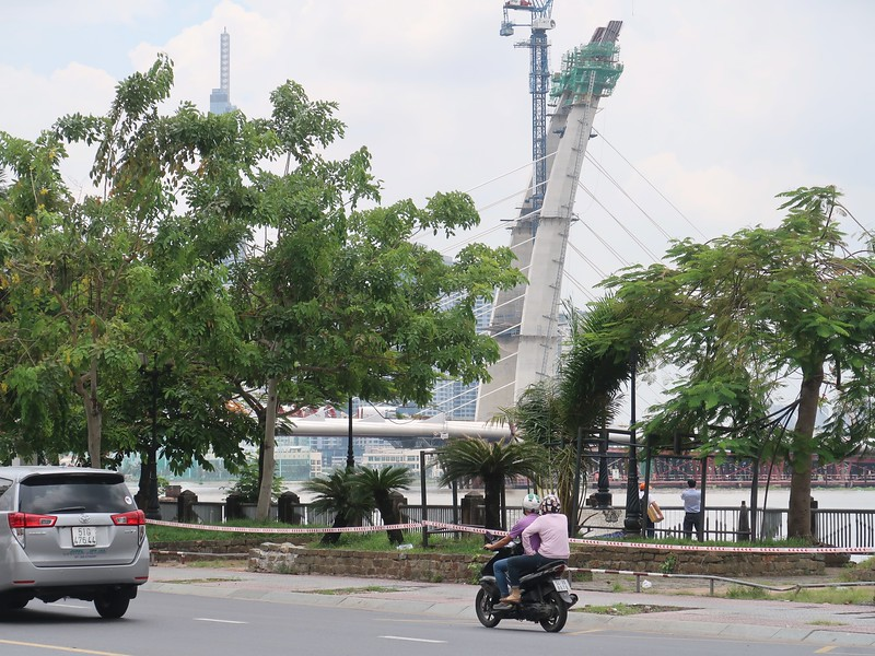 Under construction 19 June 2021