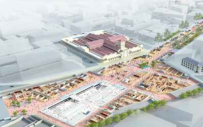 Ben Thanh Market Station