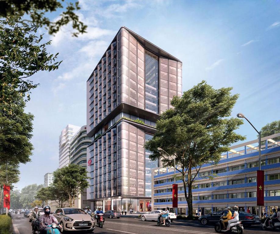 Techcombank Saigon Tower