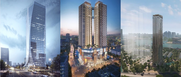 Alpha King projects of HCMC