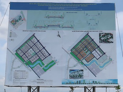 New Urban Area - Phu Dong
