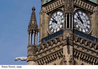 Peace Tower - La Tour de la Paix, 1999
