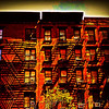 Land of a Thousand Dreams - Fire Escapes of New York