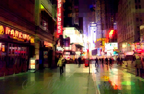 Nanking Restaurant - Times Square New York
