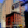 City Corner No. 4 - New York City Street Scene