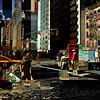 Street Crossing No. 2 - New York City Street Scene