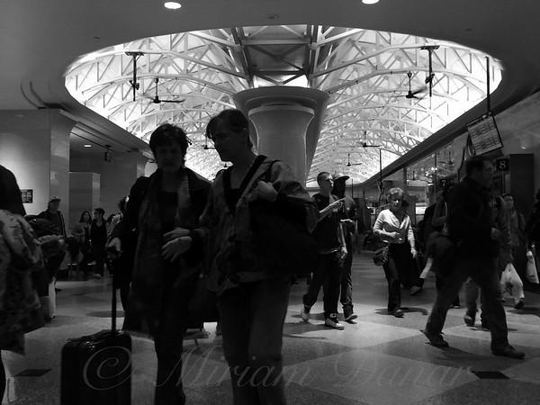 Amazing Penn Station - Otherworldly View