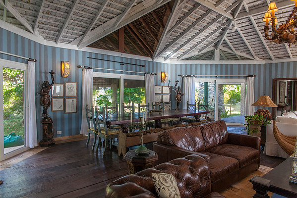 sala principal fazenda Maison