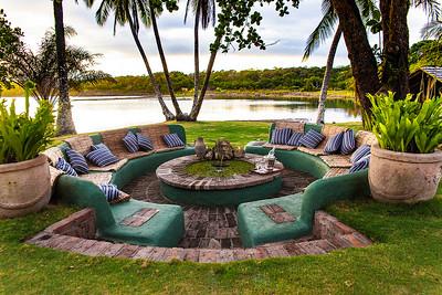 Seating area, Fazenda Maison Lagoa Do Cassange