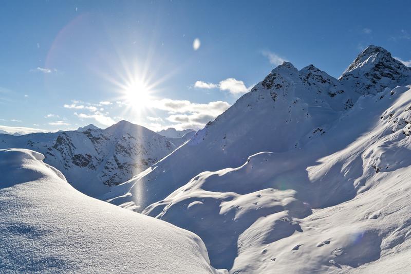 Silvretta mit Heimspitze