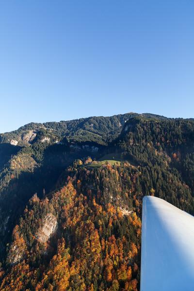 Alpe Gsohl und Hohe Kugel