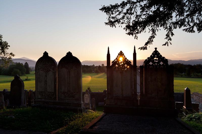 Jüdischer Friedhof in Hohenems